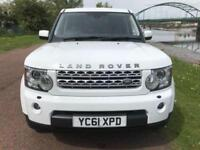 2011 61 LAND ROVER DISCOVERY 3.0 4 SDV6 HSE 5D AUTO 255 BHP DIESEL