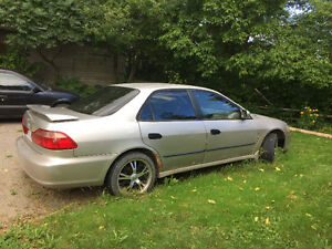 1998 Honda Accord De base Berline