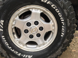 Truck Wheels in Good used Condition
