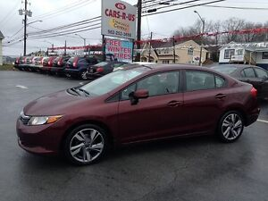2012 Honda Civic LX, FREE WINTER TIRES INCLUDED !!