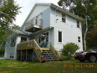 4 Bedroom Home with Water Frontage on the Bras d'Or Lakes
