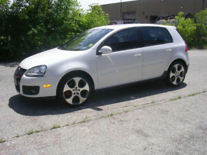 2008 VW GOLF GTI- AUTOMATIC- LEATHER-- SALE $8995HST