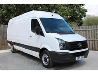 Volkswagen Crafter Cr35 Bluemotion Tdi H/R P/V Panel Van 2.0 Manual Diesel
