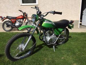 Honda 1970 sl100