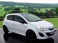 2012 Vauxhall Corsa 1.2 i 16v Limited Edition 5dr (a/c)