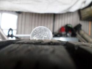 ***NEW PRICE*** Outlander winter tires P215/70R16 & steel rims Gatineau Ottawa / Gatineau Area image 4