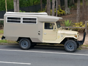 1978 Arkana Toyota Fj Campervan Bundall Gold Coast City Preview