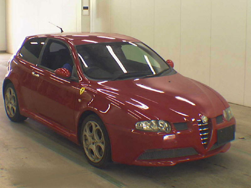 ALFA ROMEO 147 (3 Doors) - 2000, 2001, 2002, 2003, 2004 ... |Old Alfa Romeo 147