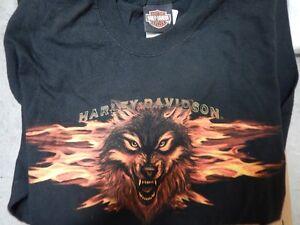 Harley Davidson MotorClothes:  Mens T-Shirt: Size M