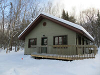 Swiss style cottage for rent in Mont-Tremblant