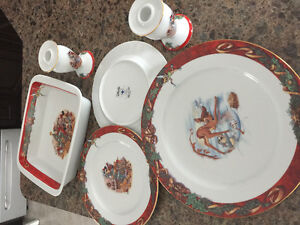Disney Classic Collectable Dinnerware