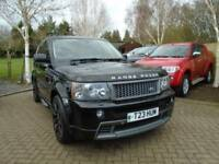 2006 Land Rover Range Rover Sport 4.2 V8 Auto Supercharged HST