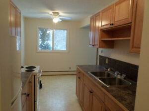 2 months free. Newly renovated 1 bedroom West facing balcony