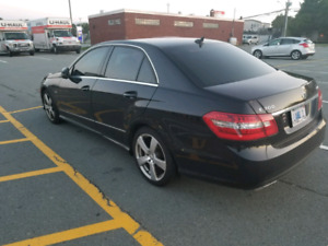 Mercedes E 300 4 matic ( all about class)