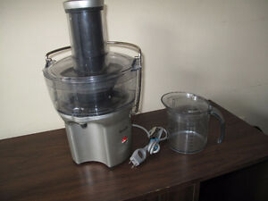 Brevelle Juicer - Juice Fountain Compact