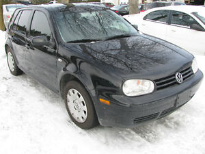 2007 VW GOLF CITY e-tested safety MINT CONDITION $3500 FIRM