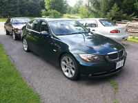 2007 BMW 3-Series 335i Sedan w/ sport package and JB4