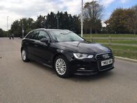 2016 'BRAND NEW' Audi A3 1.6TDI SE only 250miles from new / bmw mercedes s line m sport amg