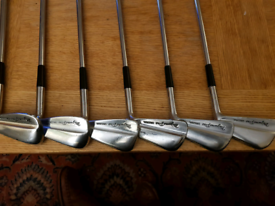 MIZUNO pro original Forged 5pw irons 1/2 inch short.