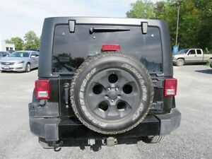 2016 Jeep Wrangler Unlimited SAHARA   - 4x4 - $266.48 B/W - Low  Cornwall Ontario image 4