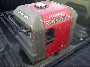 Honda EU3000is Inverter Generator ~ Electric Start $1200 OBO