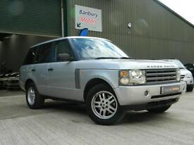 Land Rover Range Rover 4.4 V8 HSE Station Wagon 5d 4398cc auto
