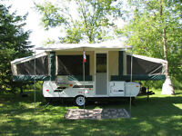 Tent Trailer - 2012 Starcraft Comet 1020 New Price!