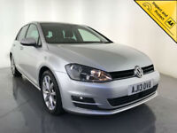 2013 VOLKSWAGEN GOLF GT ACT BLUEMOTION TECH 1 OWNER VW SERVICE HISTORY