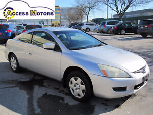 2005 Honda Accord Coupe (2 door), AUTO, VERY CLEAN