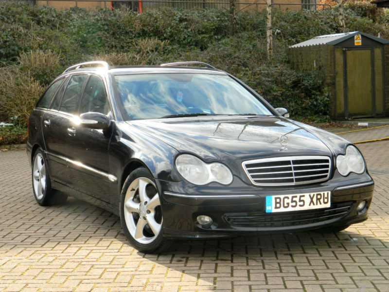 2005 55 reg mercedes benz c320 cdi 7g tronic avantgarde se in bradford west yorkshire gumtree. Black Bedroom Furniture Sets. Home Design Ideas