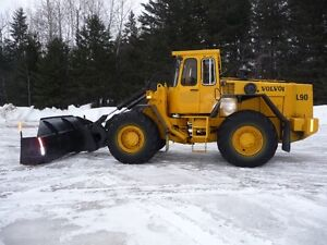 Chargeuse Volvo L90
