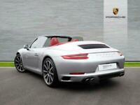 2018 Porsche 911 [991] CARRERA CABRIOLET S 2dr PDK Auto Convertible Petrol Autom