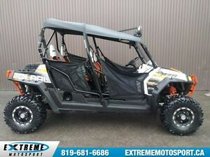 2012 Polaris RZR 4 800 EPS!! POWER STEERING !! 56,38$/SEMAINE