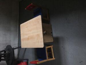 Table basse pour enfant