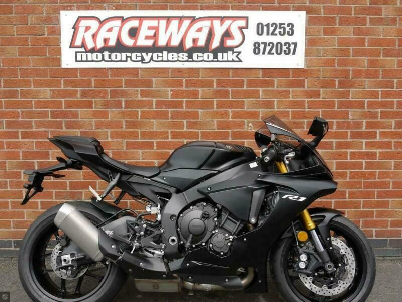 Yamaha Yzf R1 2019 Black Unregistered Free Akrapovic Silencer In Fleetwood Lancashire Gumtree