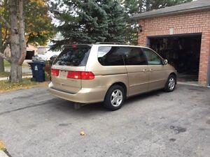 1999 Honda Odyssey EX -L