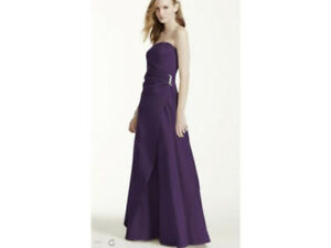 David's Bridal style 8567 Bridesmaid dress size 14