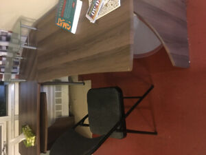 Study Table and plastic drawer for sell