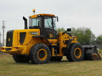 2008 JCB 436ZX Wheel Loader