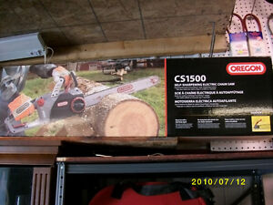 Oregon CS1500 Electric Chain Saw