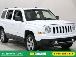 2017 Jeep Patriot HIGH ALTITUDE 4X4 A/C TOIT CUIR MAGS