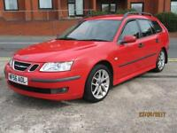 56 SAAB 9-3 1.9TiD SW AUTOMATIC TURBO DIESEL ESTATE