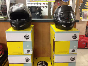 Can Am Fusion Helmet / Carbon Fiber / Transition Visor