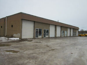 Dawson Creek Warehouse for rent