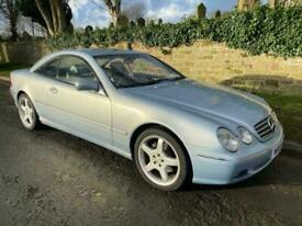 image for 2002 Mercedes-Benz CL500 coupe , superb condition,Private plate