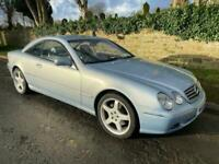 2002 Mercedes-Benz CL500 coupe , superb condition,Private plate
