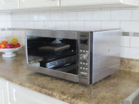 Panasonic SS Inverter by Genius microwave oven