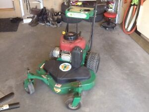 """Billy Goat Wide Deck 33"""" Commercial Mower"""