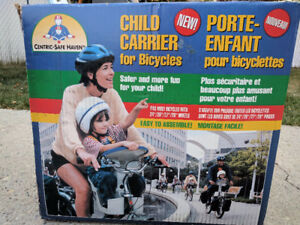 Child Carrier for bicycles