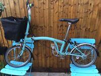 Brompton Bike M3L